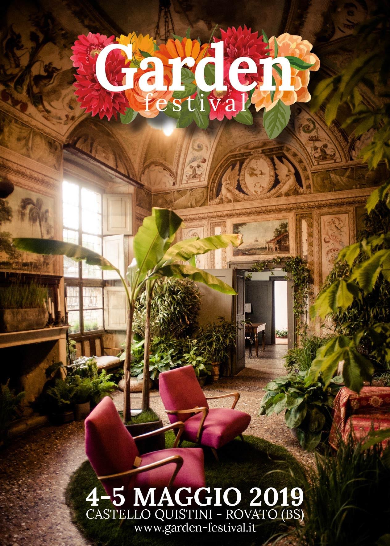 Casa Tua Arredamenti Rovato garden festival | 4-5 maggio 2019 | castello quistini